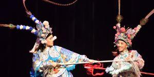 2014年舞劇創作-雙姝戲牌曲